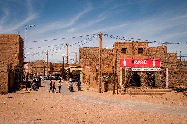 Mhamid-Straße
